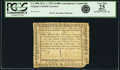 Colonial Notes:Virginia, Virginia March 1, 1781 $1000 Thick Paper Contemporary Counterfeit.Fr. VA-209b. PCGS Very Fine 25 Apparent.. ...