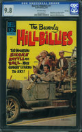 Silver Age (1956-1969):Humor, Beverly Hillbillies #17 - File Copy (Dell, 1967) CGC NM/MT 9.8 OFF-WHITE pages.