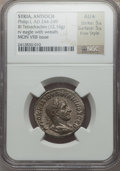 Ancients:Roman Provincial , Ancients: SYRIA. Antioch. Philip I (AD 244-249). AR tetradrachm(24mm, 12.16 gm, 6h)....