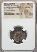 Ancients:Roman Imperial, Ancients: Valerian II, as Caesar (AD 256-258). BI antoninianus(4.23 gm). ...