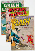 Silver Age (1956-1969):Miscellaneous, DC Silver Age Group of 44 (DC, 1960s) Condition: Average VG.... (Total: 44 Comic Books)
