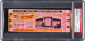 Baseball Collectibles:Tickets, 1958 Major League All-Star Game Full Ticket. ...