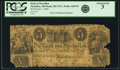 Obsoletes By State:Ohio, Massillon, OH - Bank of Massillon/Die Bank von Massillon $5/FunfThaler June 1, 1846 OH-285 UNL, Wolka 1609-05. PCGS About Goo...