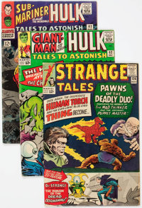 Silver Age Miscellaneous Comics Group of 16 (Various Publishers, 1964-68) Condition: Average VG.... (Total: 16 Comic Boo...