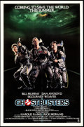 """Movie Posters:Comedy, Ghostbusters (Columbia, 1984). One Sheet (27"""" X 41"""") Advance. Comedy.. ..."""