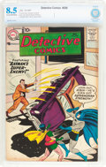 Silver Age (1956-1969):Superhero, Detective Comics #250 (DC, 1957) CBCS VF+ 8.5 Cream to off-white pages....