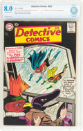 Silver Age (1956-1969):Superhero, Detective Comics #253 (DC, 1958) CBCS VF 8.0 Off-white to white pages....