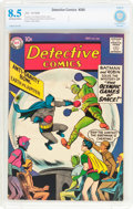 Silver Age (1956-1969):Superhero, Detective Comics #260 (DC, 1958) CBCS VF+ 8.5 Off-white to white pages....
