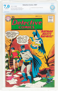 Detective Comics #267 (DC, 1959) CBCS FN/VF 7.0 Off-white pages