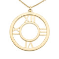 Estate Jewelry:Necklaces, Gold Pendant-Necklace, Tiffany & Co.. ...