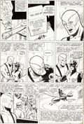 Original Comic Art:Panel Pages, Carl Burgos and Chic Stone Tales To Astonish #63 Story Page12 Ant-Man and the Wasp Original Art (Marvel, 1965)....