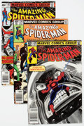 Modern Age (1980-Present):Superhero, The Amazing Spider-Man Group of 43 (Marvel, 1979-85) Condition:Average NM.... (Total: 43 Comic Books)
