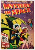 Golden Age (1938-1955):Science Fiction, Mystery in Space #2 (DC, 1951) Condition: VG....