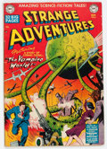 Golden Age (1938-1955):Science Fiction, Strange Adventures #6 (DC, 1951) Condition: VG/FN....