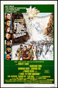 "Movie Posters:War, Force 10 from Navarone & Other Lot (American International, 1978). One Sheets (2) (27"" X 41""). War.. ... (Total: 2 Items)"