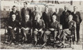 Autographs:U.S. Presidents, Herbert Hoover and Cabinet Signed Photograph....