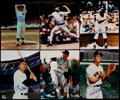 Baseball Collectibles:Uniforms, New York Yankees Greats Signed Photographs Lot of 6....