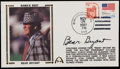 Football Collectibles:Others, Bear Bryant Signed First Day Cover....
