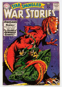 Star Spangled War Stories #90 (DC, 1960) Condition: FN-