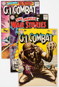 DC Silver Age War Comics Group of 29 (DC, 1960s) Condition: Average FN/VF.... (Total: 29 Comic Books)