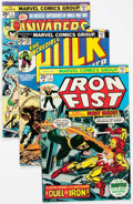 Bronze Age (1970-1979):Miscellaneous, DC/Marvel Bronze and Modern Age Comics Box Lot Age (DC, 1970-93)Condition: Average GD/VG....