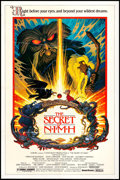 """Movie Posters:Animation, The Secret of NIMH & Other Lot (MGM/UA, 1982). One Sheets (3) (27"""" X 41""""). Animation.. ... (Total: 3 Items)"""