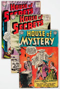 Silver Age (1956-1969):Horror, House of Mystery/House of Secrets Group of 23 (DC, 1953-67)Condition: Average GD.... (Total: 23 Comic Books)