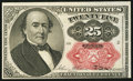 Fractional Currency, Fr. 1309 25¢ Fifth Issue Choice New.. ...