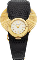 Estate Jewelry:Watches, Gubelin Lady's Gold Watch. ...