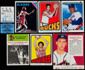 Basketball Cards:Lots, 1950's-1990's Multi-Sport Card Collection (800+)....