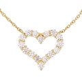 Estate Jewelry:Necklaces, Diamond, Gold Necklace, Tiffany & Co.. ...