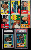 Baseball Cards:Lots, 1960 Topps Baseball Collection (119). ...