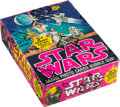 Non-Sport Cards:Unopened Packs/Display Boxes, 1977 Topps Star Wars Series 3 Wax Box With 36 Unopened Packs. ...