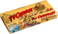 "Non-Sport Cards:Unopened Packs/Display Boxes, 1971 Topps ""TV Cartoon"" Tattoos Wax Box With 24 Unopened Packs. ..."