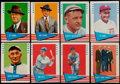 "Baseball Cards:Sets, 1961 Fleer ""Baseball Greats"" Near Set (148/154). ..."