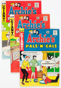Silver Age (1956-1969):Humor, Archie-Related Box Lot (Archie, 1960s) Condition: Average FN....