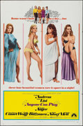"Movie Posters:Sexploitation, Anyone Can Play & Other Lot (Paramount, 1968). One Sheets (2)(27"" X 41""). Sexploitation.. ... (Total: 2 Items)"