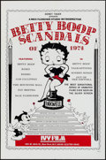 "Movie Posters:Animation, Betty Boop: Scandals of 1974 (Ivy Film, R-1974). One Sheet (27"" X 41""). Animation.. ..."