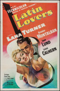 "Movie Posters:Romance, Latin Lovers & Other Lot (MGM, 1953). One Sheets (2) (27"" X 41""). Romance.. ... (Total: 2 Items)"