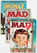 Magazines:Mad, MAD Box Lot (EC, 1959-2006) Condition: Average GD/VG....