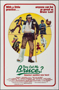 """Movie Posters:Comedy, They Call Me Bruce? & Others Lot (Artists Releasing Corporation, 1982). One Sheets (6) (27"""" X 41""""). Comedy.. ... (Total: 6 Items)"""