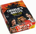 "Non-Sport Cards:Unopened Packs/Display Boxes, 1977 Topps ""Charlie's Angels"" Series 1 Wax Box With 36 UnopenedPacks...."