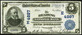 National Bank Notes:Pennsylvania, Reading, PA - $5 1902 Plain Back Fr. 603 The Reading NB Ch. #(E)4887. ...