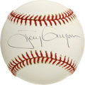 Autographs:Baseballs, Tony Gwynn Single Signed Baseball. Clean ONL (White) orb offeredfor this lot features a sweet spot signature from one of C...