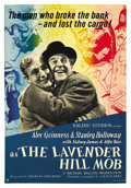 "Movie Posters:Comedy, The Lavender Hill Mob (Ealing, 1951). British Double Crown (20"" X30""). ..."