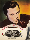 Movie Posters:Drama, Citizen Kane (RKO, 1941). Program (Multiple Pages). ...