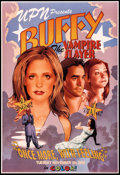 "Movie Posters:Fantasy, Buffy the Vampire Slayer: Once More, with Feeling & Other Lot (UPN, 2001). Television One Sheet & One Sheet (27"" X 40"") SS R... (Total: 2 Items)"