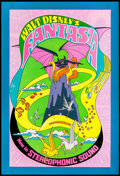 "Movie Posters:Animation, Fantasia (Buena Vista, R-1970). Poster (30"" X 40""). Animation.. ..."
