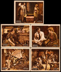 "Movie Posters:Drama, The Luck of the Irish (Realart, 1920). Lobby Cards (5) (11"" X 14""). Drama.. ... (Total: 5 Items)"