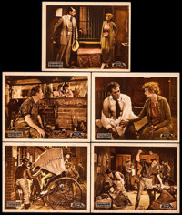 "The Luck of the Irish (Realart, 1920). Lobby Cards (5) (11"" X 14""). Drama. ... (Total: 5 Items)"